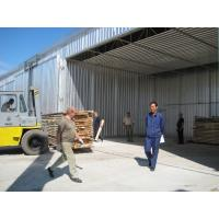 Wholesale Fully Automatic Wood Drying System 80 M3 Capacity 120 Km / H Wind Loading from china suppliers