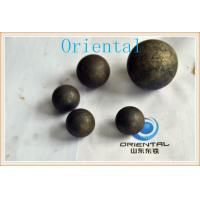 Wholesale High Impact Toughness DIA 80mm Forged Steel Grinding Media Balls for mining from china suppliers
