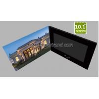 High quality 10 inch LCD Color Screen Video Brochures With touch screen