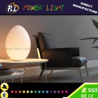 Wholesale Children Bedroom Display Egg Shape LED Night Light from china suppliers
