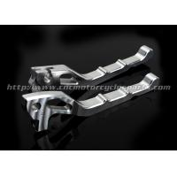 Yamaha Motorcycle Brake Lever RD250 RD350 Cafe Racer Parts Accessories Silver