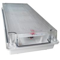 110V / 220V Wall Mounted Recessed Emergency Lights For Commercial Buildings of dreamylighting
