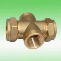 Wholesale DZR Brass Compression Fitting from china suppliers