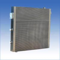Wholesale Vacuum Brazed Air Compressor Heat Exchanger Plate - Fin Aluminum Oil Radiator from china suppliers