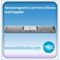 China 180KG Double Door Hanging Electromagnetic Lock on sale