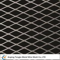 Wholesale Flattened Expanded Metal Mesh|Diamond Shaped Opening 0.5~6mm Thickness from china suppliers