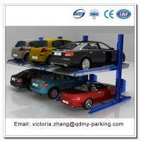 China Dongyang Parking Elevadores Para Autos Garage Lifts Garage Hydraulic Parking on sale