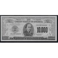 Wholesale $10,000 Silver American Banknote from china suppliers