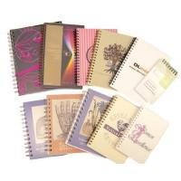 Wholesale Office / School Custom Printed Notebooks With Personalized Printed Cover from china suppliers