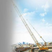Wholesale Crawler Crane with 80T Maximum Lifting Capacity and 0.087MPa Mean Ground Pressure from china suppliers