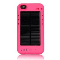 Safety Solar Powered Phone Charger Case Colorful For