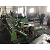 Wholesale Horizontal Hydraulic Scrap Baling Press Machine / Scrap Metal Baler For Aluminum from china suppliers