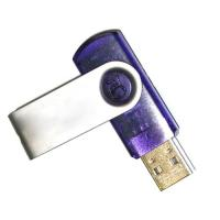 Wholesale Metal Swivel USB Flash Driver from china suppliers