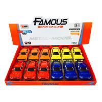China 1:30 Die Cast Car,Pull Back Car Toys, Model Car,2 Doors Open,Metal  Alloy Car,With LIight & Music on sale