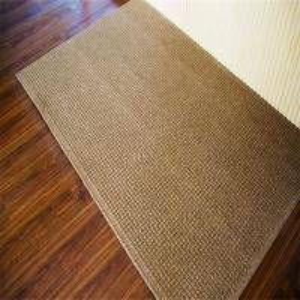 China Wholesales pineapple lines pattern nylon kitchen mat on sale