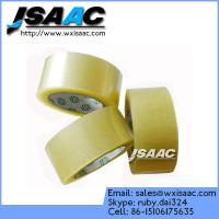 Wholesale Common transparent BOPP carton sealing tape from china suppliers