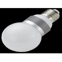 Wholesale White 3W 3 * 1W E27 GU10 High Power Brightest E27 Led Bulb AC 100 ~ 240V, 50 / 60Hz from china suppliers