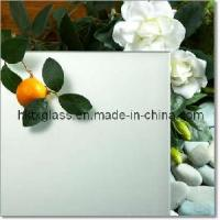 Buy cheap Colored Frosted Glass / Glass for Bathroom from Wholesalers