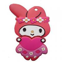 Wholesale Christmas Gift Rubber USB Flash Disk from china suppliers
