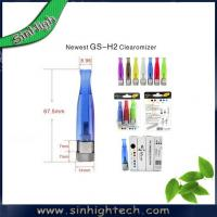 Wholesale 2013 innovative GS-H2 clearomizer ce4 e cigarette atomizer gs h2 Rebuildable Atomizer from china suppliers