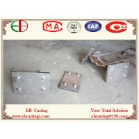 China High Cr Duaplates with Mild Steel Back Plates EB11002 on sale