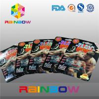 Wholesale Preminum Blister Card Packaging Sex Pills Paper Printed Card With Standard Size from china suppliers