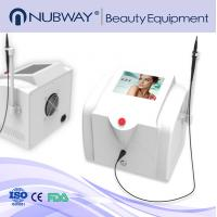China Painless safety high frequency 30MHZ spider vein removal and varicose vein treatment on sale