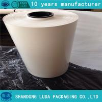 Wholesale Luda 25 mics width hay bale wrapping film from china suppliers