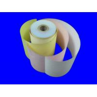 Buy cheap 241-3 Continuous Carbonless Printing Paper from wholesalers