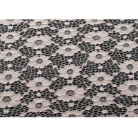Buy cheap Eco-Friendly Vintage Elastic Lace Fabric For Fashionable Dress CY-DN0003 from Wholesalers