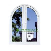 Arch upvc windows with grilled design for house for Residential windows for sale