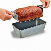 China Loaf Pan with Lifter Tray, Suitable for Meat Loaf, Pork Loin, Small Roasts and Veggies on sale