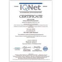 Henan Dowell Crane Co., Ltd. Certifications