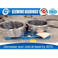 Wholesale Three Row Cross Roller Bearing Slewing Ring For Port / Marine Machinery 2279x2721x231mm from china suppliers