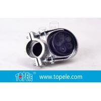 Buy cheap 4 Inch EMT Conduit And Fittings Aluminum Threaded / Clamp Entrance Cap from wholesalers