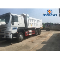 Wholesale Howo 10 Wheel 25 Ton ZZ3257N3847B Construction Dump Truck from china suppliers