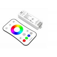 Wholesale 2.4G RF RGB LED Strip Controller Smooth Dimming For Classy Set 288 Watts from china suppliers