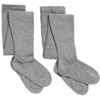Wholesale Gray Children Footless Pure Cotton Tights Legging With Single - Cylindered from china suppliers