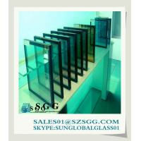China Double glazing curtain wall on sale