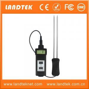 Wholesale Grain Moisture&Temperatue Meter MC-7821 from china suppliers