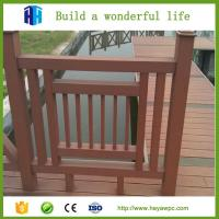 Wholesale HEYA construction wpc privacy safety fence suppliers China factory price from china suppliers