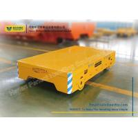 Wholesale Cast Steel Wheel Rail Transfer Cart Heavy Cargo Transportation For Crane from china suppliers