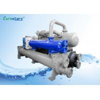 Wholesale 60HZ Heat Recovery Water Cooled Water Chiller Anti Freeze Longer Machine Life from china suppliers