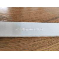High Intensity Transparent Smooth Flexible Conveyor Belt Abrasion Corrosion