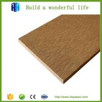 Wholesale Wood plastic composite sheet extrusion line wpc board price in india from china suppliers
