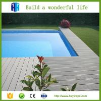 Wholesale Hot sale!!! Comfortable walking and durable swimming pool deck WPC from china suppliers