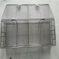 Wholesale 2000kg Steel Folding 304 Stainless Stackable Pallet Cages from china suppliers
