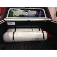 """NGV2 / DOT TYPE 1 NGV Gas Tank with OD 12.8"""" 50L - 120L Capacity CrMo Steel Material"""