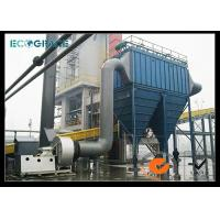 China Pulse Jet Dust Collector Baghouse Filter , Housing Industrial Filters Bag on sale