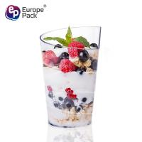 Wholesale China goods wholesale disposable clear plastic 50ml cup for beverage from china suppliers